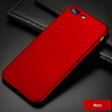 ^ BRIO Jelly Case Bumper Handy Schale ETUI Matt Cover TPU Nokia 6 2018 ROT