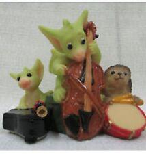 Quartet Mint No Original Box. Whimsical World Of Pocket Dragons