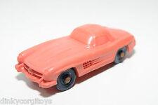 TOMTE LAERDAL VINYL 5 MERCEDES BENZ 300SL 300 SL RED EXCELLENT CONDITION.