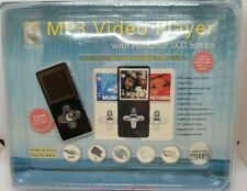 Innovage MP3 & Video Player LCD Full Color Screen with Accessories Kit NEW