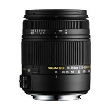 8-250mm f/3.5-6.3 DC OS Macro HSM Standard Zoom Lens for Select Sigma APS-C DSLR