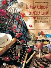 La Nueva Colección de Música Latina: The New Latin Music Collection (Piano /