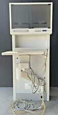 Adec 5542 Dental 12 Oclock Cabinet With 3175 Assistants Delivery Unit Table Top