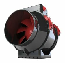 Black Orchid MF 100 In-line Fan Standard Extractor Mixed Flow Like Manrose