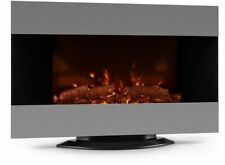 Stainless Steel Wall Mountable Fireplaces