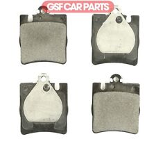 Mercedes-Benz Clk 2002-2009 C209 Brembo Rear Brake Pad Set Braking System Kit
