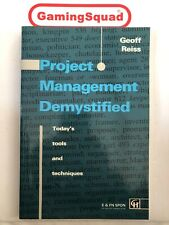 Project Management Demystified, Geoff Reiss PB Book, Supplied by Gaming Squad