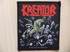 Aufnäher - Patch - Kreator - Pleasure To Kill - Sodom - Exodus - Overkill