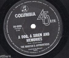 THE MASTER´S APPRENTICES A Dog,.. *ORIGINAL AUSTRALIA COLUMBIA LABEL 70s*