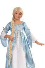 Fairytale Princess Child Costume Wig