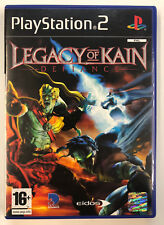Sony PlayStation 2 Legacy Of Kain Defiance PS2