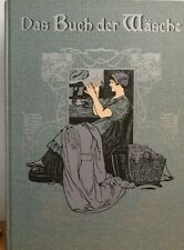 Das Buch der Wäsche inkl Schnittmuster - wie neu