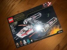 Lego Star Wars 75249 Resistance Y-Wing Starfighter Brand New Sealed In Box!