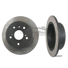 One New OPparts Disc Brake Rotor Rear 40551216 4243133060 for Lexus Toyota