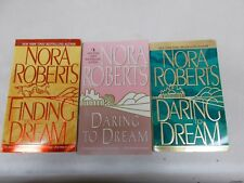 3 DREAM TRILOGY NORA ROBERTS HOLDING FINDING DARING