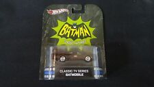 Hot Wheels Retro Entertainment TV Series Batmobile 1° Versione RARA