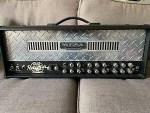 Mesa Boogie Dual Rectifier 100w solo head