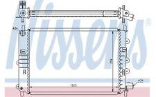 NISSENS Radiador, refrigeración del motor FORD ESCORT ORION 62164A