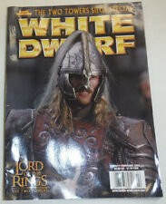 White Dwarf Magazine The Lord Of The Rings The Two Towers No.277 2003 103114R