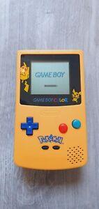 Console Nintendo Game Boy Color Pokémon