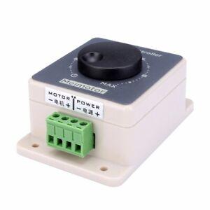 12V 24V 48V 20A DC Motor Adjustable Speed Controller Regulator Switch TU
