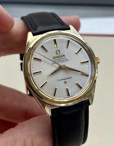 18mm Rolex Omega Tudor Seiko Watch Strap Black Gold Buckle Genuine Leather