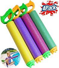 Water Blaster Gun Set Soaker Squirt Guns for Kids Adults Pool Shooters Beach Toy