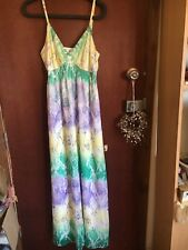 Jeanswest womens size 12 maxi dress