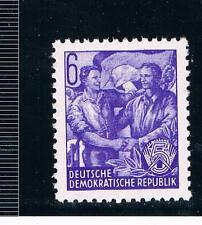 DDR, 364 XI, FJPlan 6 Pfg. mit Wz.2XI, **, gepr.  Mayer VP, **