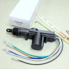 UNIVERSAL 12V 5-WIRE POWER DOOR LOCK 360 ACTUATOR CAR TRUCK HIGH QUALITY #gtcx