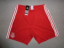 """XXL (36""""-38"""") Aberdeen FC Football Shorts 2016/17 Adidas Soccer Jersey Dons"""