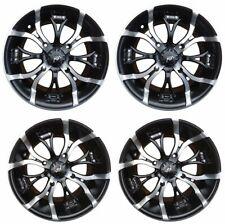 TGB Blade 1000 VBW A2 14 Zoll Felgen Felgensatz mit TÜV schwarz-silber