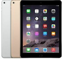 Apple iPad Air 2  Wifi or Cellular  I 16GB 32GB 64GB 128GB -3 Colors