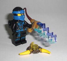 LEGO Ninjago - Jay (70731) - Figur Minifig Ninja blau Aeroblade Walker One 70731