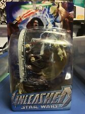 Star Wars Unleashed Yoda vs Darth Sidious Figures From Revenge of The Sith