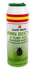 Lawn Beetle & Turf Pest Killer Granular 750g Bifenthrin David Grays Insect