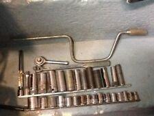 33 Mechanics tools 3/8