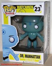 FUNKO POP 2013 MOVIES WATCHMEN DR MANHATTAN #23 Vinyl Figure In Stock