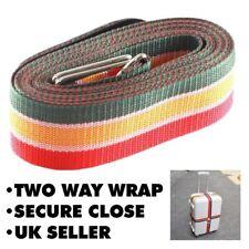 VALIGIA Cintura Secure Lock - 2 VIE Wrap-Vacanza Borsa Da Viaggio UK Venditore 7