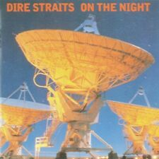 DIRE STRAITS - ON THE NIGHT 1996 FRENCH SBM REMASTERED CD