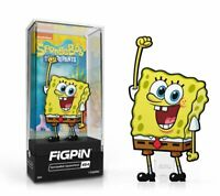 In Stock: FiGPiN Classic: Nickelodeon - SpongeBob SquarePants #464