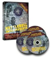 Kettlebell Intermediate DVD by Guy Noble (RKPS) - 3 Disc Set!!