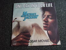 Michael Jackson-One day in your Life 7 PS-Made in France