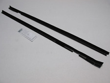 1977-1984 CADILLAC 2 DOOR COUPE DEVILLE OUTER BELTLINE WEATHERSTRIP KIT 2 PIECES