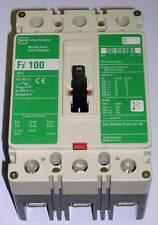 CUTLER-HAMMER 3 POLE CIRCUIT BREAKER, FI3030L, Fi100 FRAME, 30A