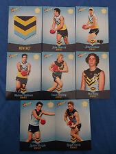 2013 SELECT FUTURE FORCE CARDS U/18 CHAMPIONSHIPS NSW/ACT SET (8)