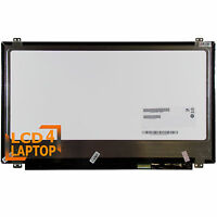 "Replacement ChiMei N156BGE-EB1 N156BGE-E42 Rev.C1 eDP Laptop Screen 15.6"" LED HD"