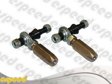 TCS FRONT ADJUSTABLE OUTER TIE ROD ENDS FOR NISSAN 89-94 240SX S13