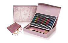 Knitter's Pride Royale Deluxe Long Tip Luxury Gift Set in Paris Wooden Box