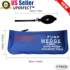 UPERFECT Car Air Pump Wedge Inflatable Large Bag Shim Door Window Lock Hand Tool